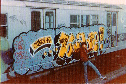 How Graffiti Started – Learn more about our Graffiti tour in Berlin
