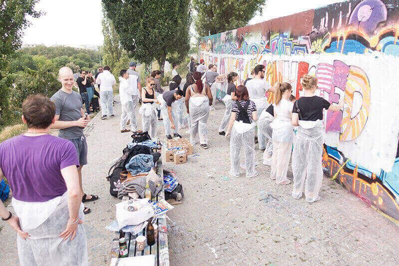 Creative worksop in berlin